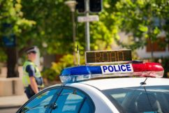 Woman's shocking breath test result after crashing into fence