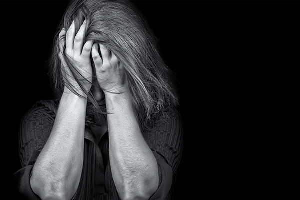 Article image for 'There's not a single answer': Domestic violence deaths double