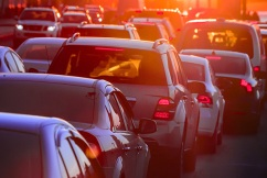 Sydney ranked the most congested capital