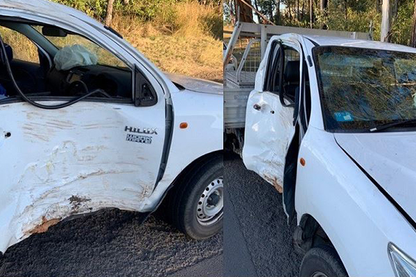 Article image for 'A remarkable story': How this beaten up car made it through five suburbs