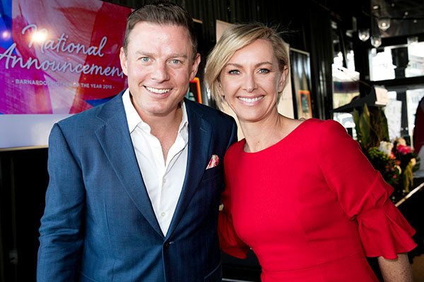 Article image for 'Dodgy double standard': Ben Fordham defends Deb Knight from 'gutless' trolls