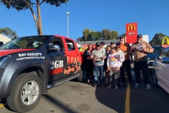 Fan Day – McDonalds Taren Point