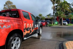 Fan Day – McDonalds Kincumber