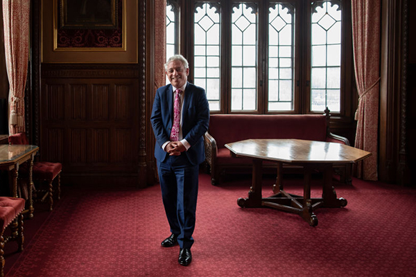 Article image for Special two-part interview with one of the world's most 'fascinating' politicians