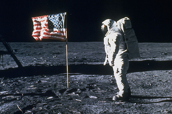 Article image for Moon landing conspiracy theories debunked