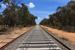 Rail project the right track to boost regional economy