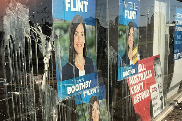 Article image for 'Mask slips off the tolerant left': Rita Panahi slams GetUp abuse of Liberal candidate