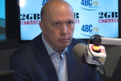 Peter Dutton blasts Kristina Keneally for her 'dangerous' position