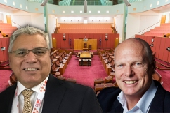 Mundine's message to Molan as race for vacant Senate seats heats up
