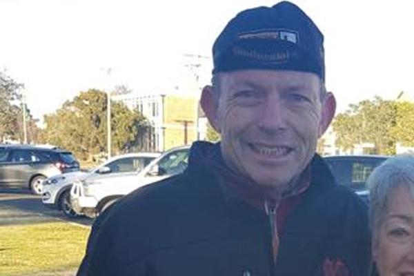 Article image for Tony Abbott happy to see Labor's 'nasty front' exposed
