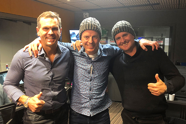 Article image for Put on your Beanies for Brain Cancer at the NRL this week