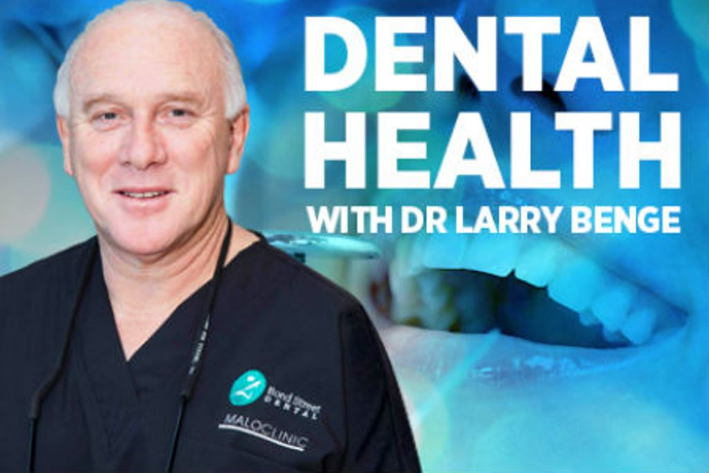 Article image for Dental Health with Dr Larry Benge, May 13th