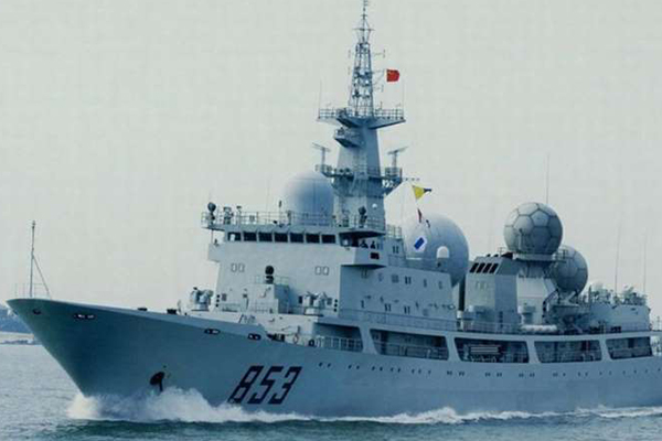 Article image for 'Cold War behaviour': Chinese warship heading for Australian waters