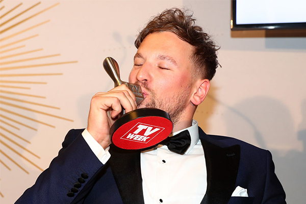 Article image for Dylan Alcott hopes Logies win inspires kids with disabilities