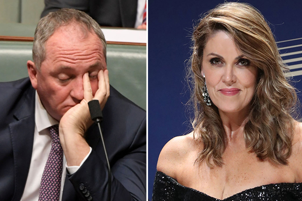 Article image for 'Stop whingeing': Peta Credlin calls out Barnaby Joyce
