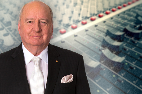 Article image for Alan Jones makes a rare comment on the radio ratings