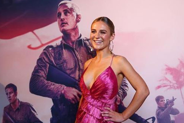 Article image for The only woman who stars in the new Australian war film