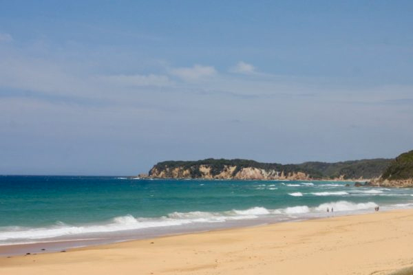 Article image for Swimmer goes missing on NSW South Coast
