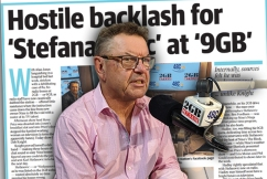 Steve Price responds to 'rubbish' reporting about 2GB