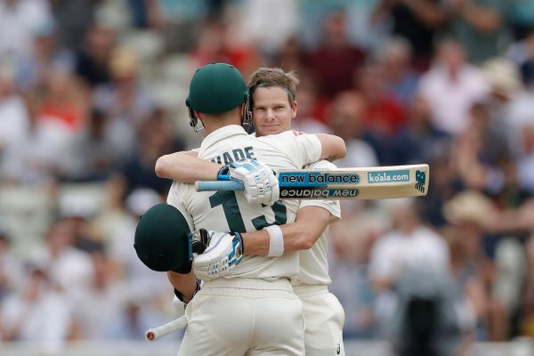 Article image for Aussies close in on Ashes victory after another Steve Smith masterclass