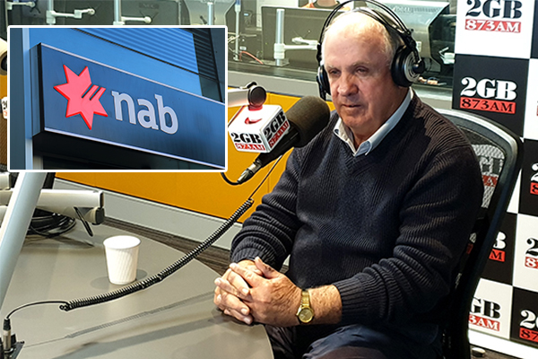 Article image for 'Hugely embarrassing': Wacka says NAB needs to 'move quickly'