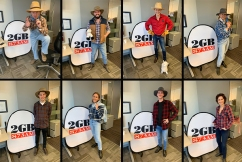 POLL | Who's the best dressed farmer on Ben Fordham's team?
