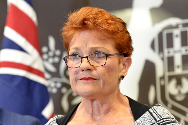 Article image for 'An absolute farce': Pauline Hanson slams government for 'lying' about medevac laws