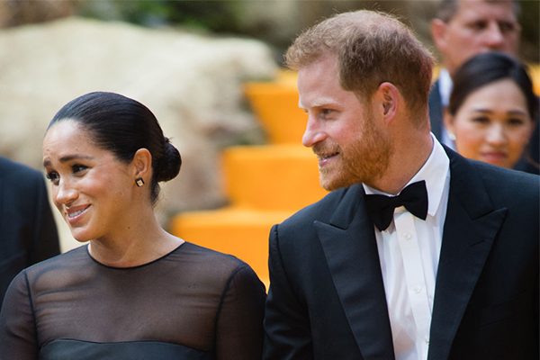 Article image for 'The rich and the ridiculous': Prince Harry and Meghan Markle under fire