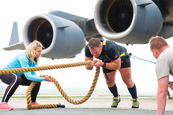 Article image for 'I wasn't prepared': Australia's Strongest Man's battle with PTSD