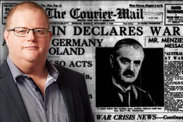 Article image for Moving tribute as Australia commemorates 80 years since WWII