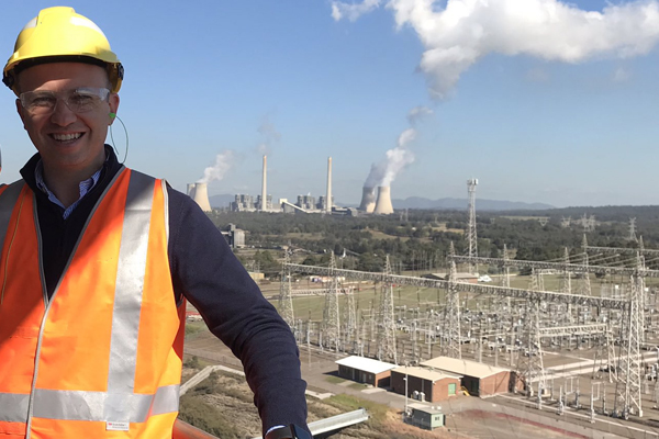 Article image for 'Coal is here to stay': State government's major energy announcement