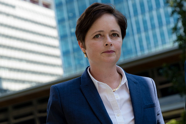 Article image for 'I had to fight the battle': Tanya Davies to remain in government after abortion decriminalised
