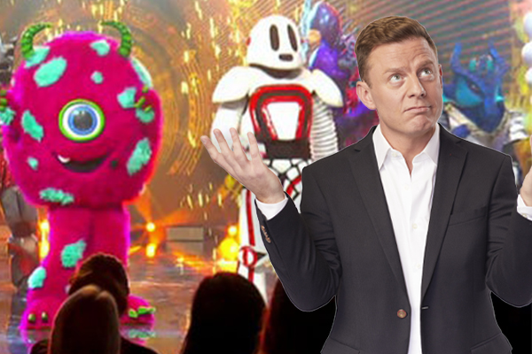 Article image for Ben Fordham pitches his 'Masked Singer' predictions to Jackie O