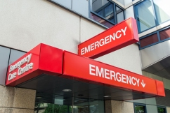 Health system in 'crisis' as emergency wait times increase