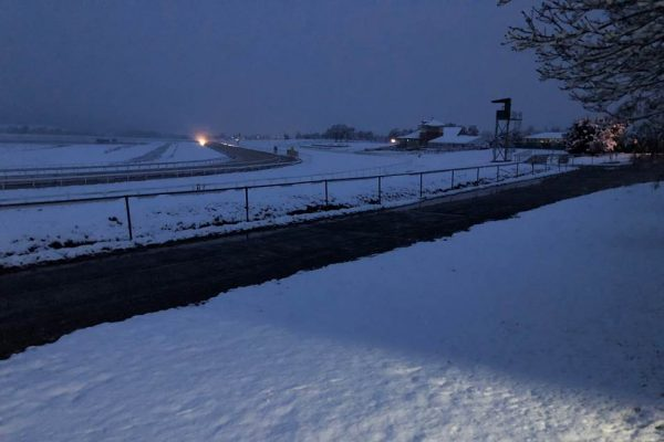 Article image for Snow covers parts of NSW