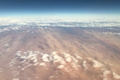 PHOTO   Incredible dust storm forming at Broken Hill