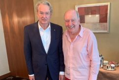 Alan Jones special feature interview with the Australian Ambassador to Japan