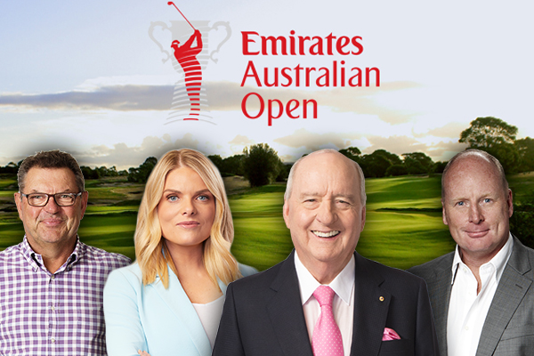 Article image for Come and join 2GB at the Australian Open