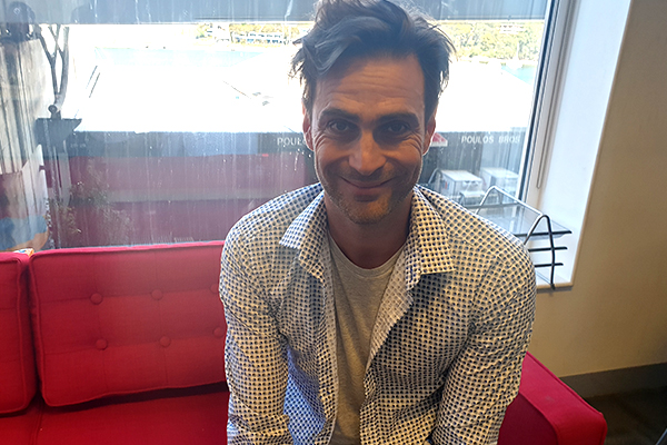 Article image for Former Home and Away star opens up on his mental health struggle