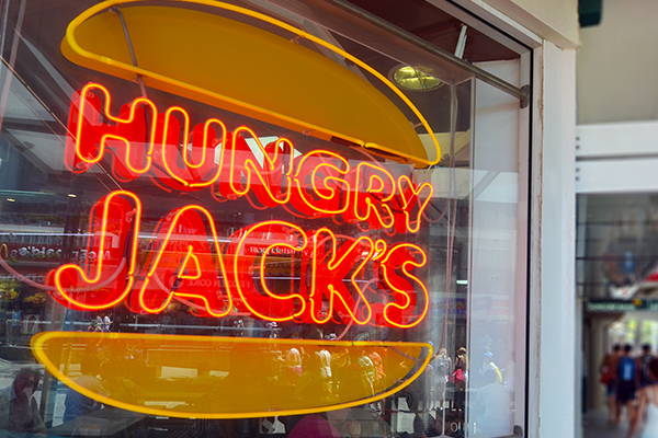 Article image for Hungry Jack's founder takes the 'cow' out of Cowin