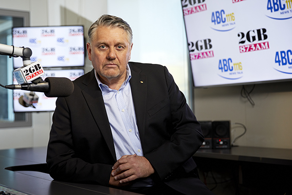 Article image for Ray Hadley tears into local council 'boys club'