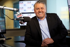 Ray Hadley recalls 'the greatest moment' of his broadcasting career