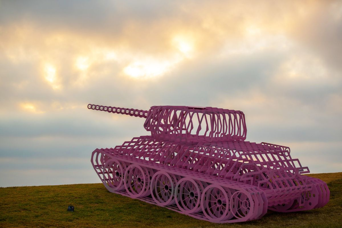 Article image for 'Nothing's been decided yet': Sculpture by the Sea future up in the air