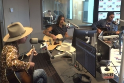 Country music trio Midland perform their hit 'Mr Lonely'