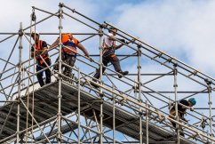 'Reckless behaviour': Minister 'furious' at dangerous scaffolding failures