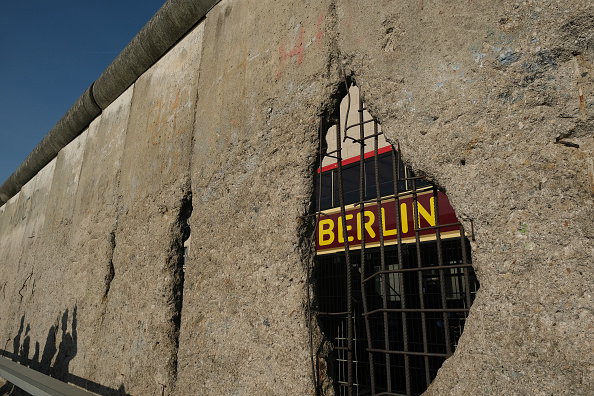 Article image for The Fall of the Berlin Wall thirty years ago