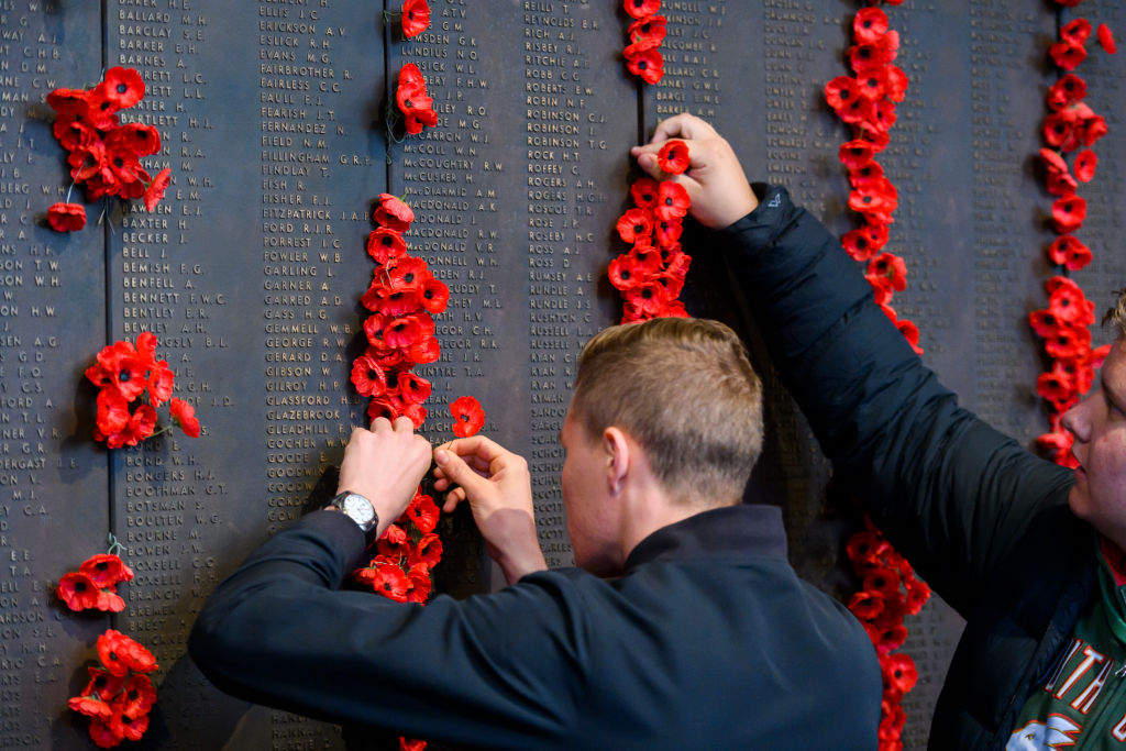 Article image for Dr Nelson on Remembrance Day and veteran's mental health
