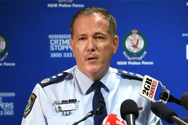 Article image for Crime will increase if young people don't 'fear' police: Commissioner Mick Fuller