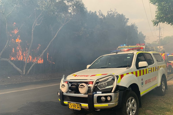 Article image for Fundraising efforts underway after bushfires devastate the mid-north coast