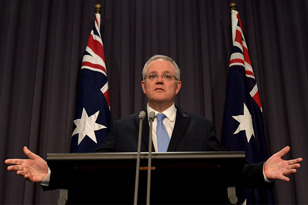 Article image for Australia joins major free-trade deal